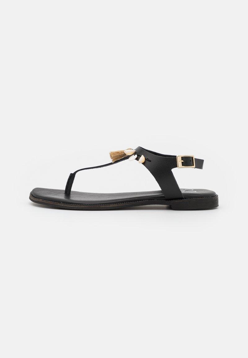 Mis Pepas - T-bar sandals - black