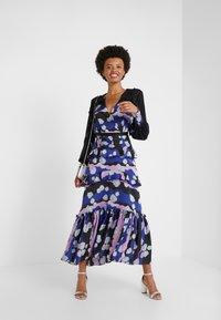 Three Floor - SURREALIST DRESS - Gallakjole - spectrum blue/violet/black - 1