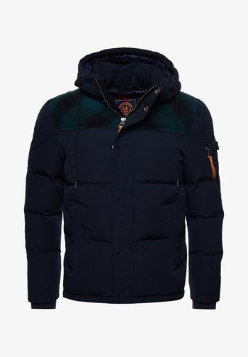 EVEREST  - Winter jacket - eclipse navy