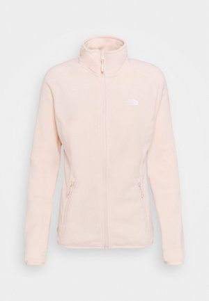 WOMENS GLACIER FULL ZIP - Fleecejakke - morning pink