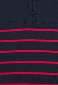 Schiesser - LANGER SCHLAFANZUG SET - Pyjamas - blau/rot - 6