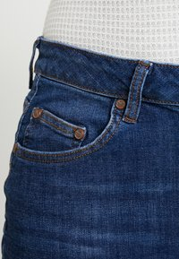 One Teaspoon - PENCIL SKIRT - Denim skirt - cool blue - 5