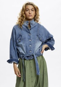 Denim Hunter - Denim jacket - light blue retro wash - 0
