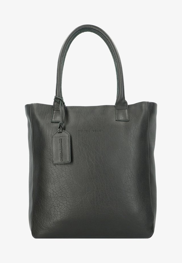 QUARTZ - Shopping Bag - black