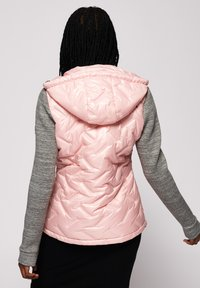 Superdry - Light jacket - pink - 2