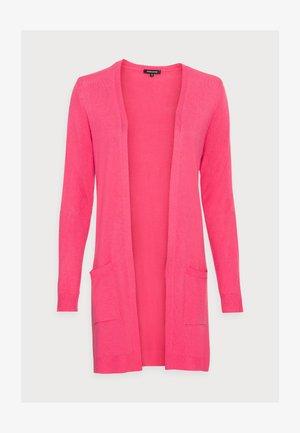 CARDIGAN - Cardigan - pink berry