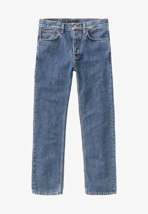STEADY EDDIE II - Straight leg jeans - friendly blue