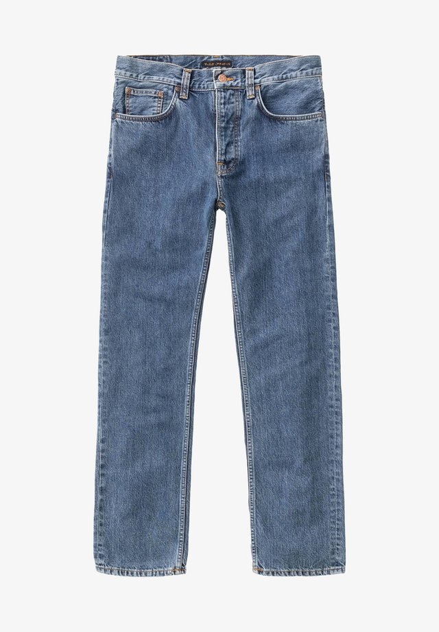 STEADY EDDIE II - Straight leg jeans - friendly blue
