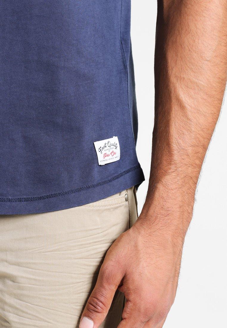 Pier One T-shirts - Navy/mørkeblå