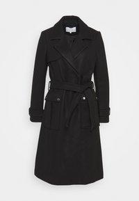 Vila - VILYCI RACHEL POCKET JACKET - Classic coat - black - 0