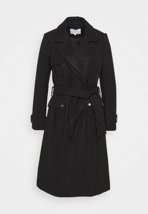 VILYCI RACHEL POCKET JACKET - Classic coat - black