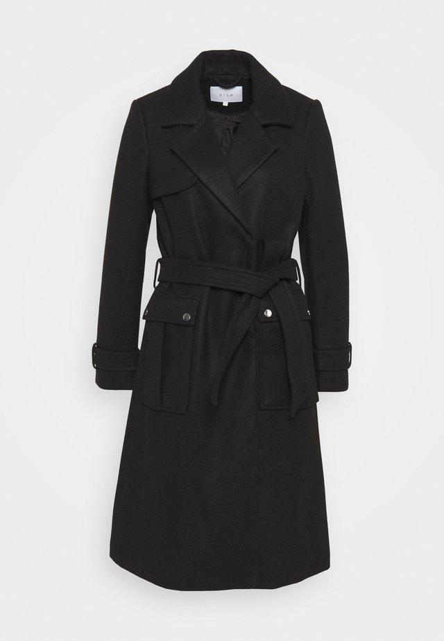 VILYCI RACHEL POCKET JACKET - Zimní kabát - black