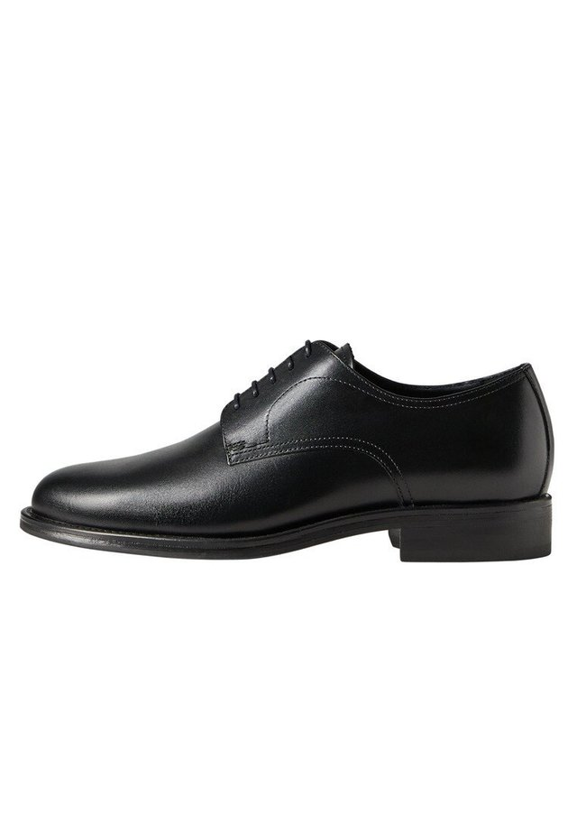 MADRID - Smart lace-ups - schwarz