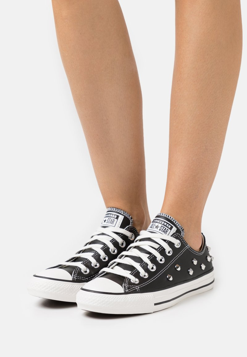 Converse - CHUCK TAYLOR ALL STAR - Trainers - black/white