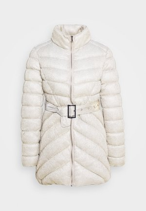 LADIES PADDED JACKET - Winter jacket - golden beige