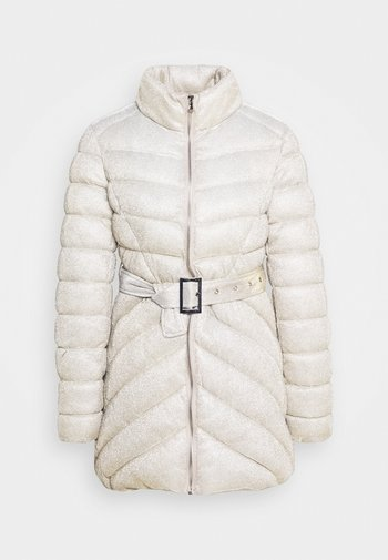 LADIES PADDED JACKET - Winter jacket - golden beige