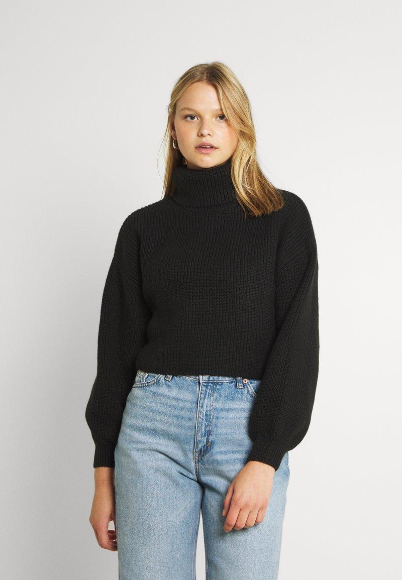 Monki - BILBA  - Pullover - black