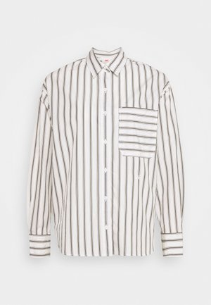 THE RELAXED - Camisa - sunnyvale olive night
