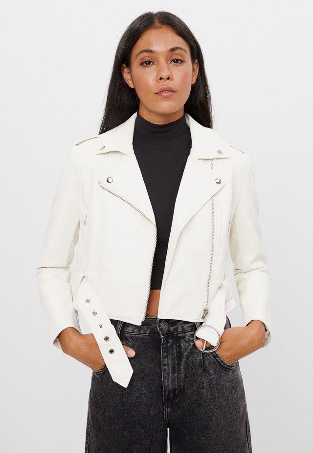Light jacket - stone