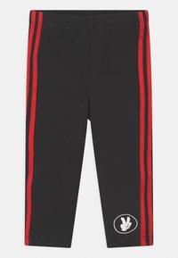 adidas Performance - DISNEY MICKEY MOUSE SUMMER SET - Leggings - vivid red/white/black bottom - 2