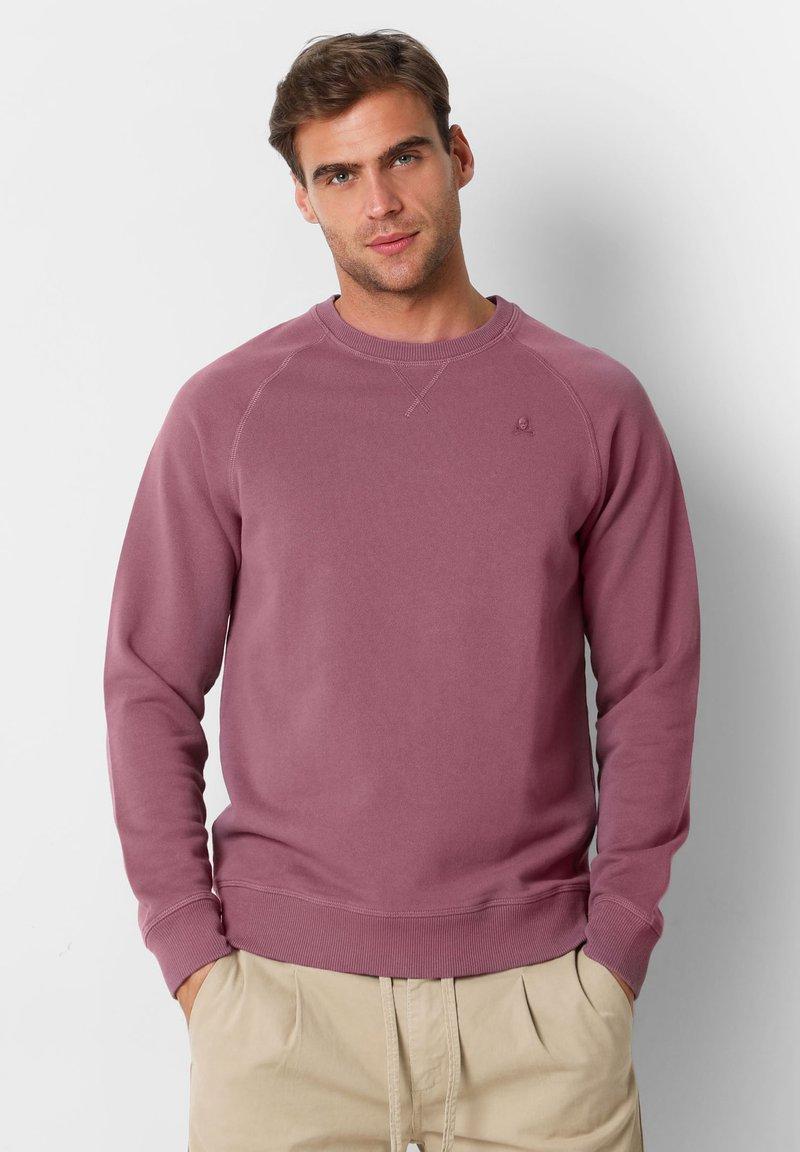 Scalpers - Sweatshirt - burgundy