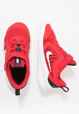 DOWNSHIFTER 10 UNISEX - Neutral running shoes - universe red/white/black