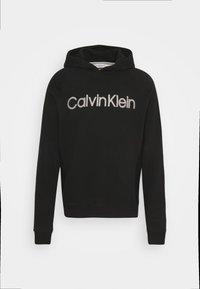 Calvin Klein Underwear - HOODIE - Hoodie - black - 4