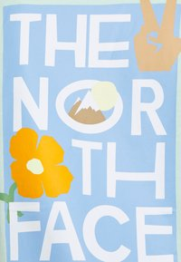 The North Face - GRAPHIC TEE - Printtipaita - misty jade - 2