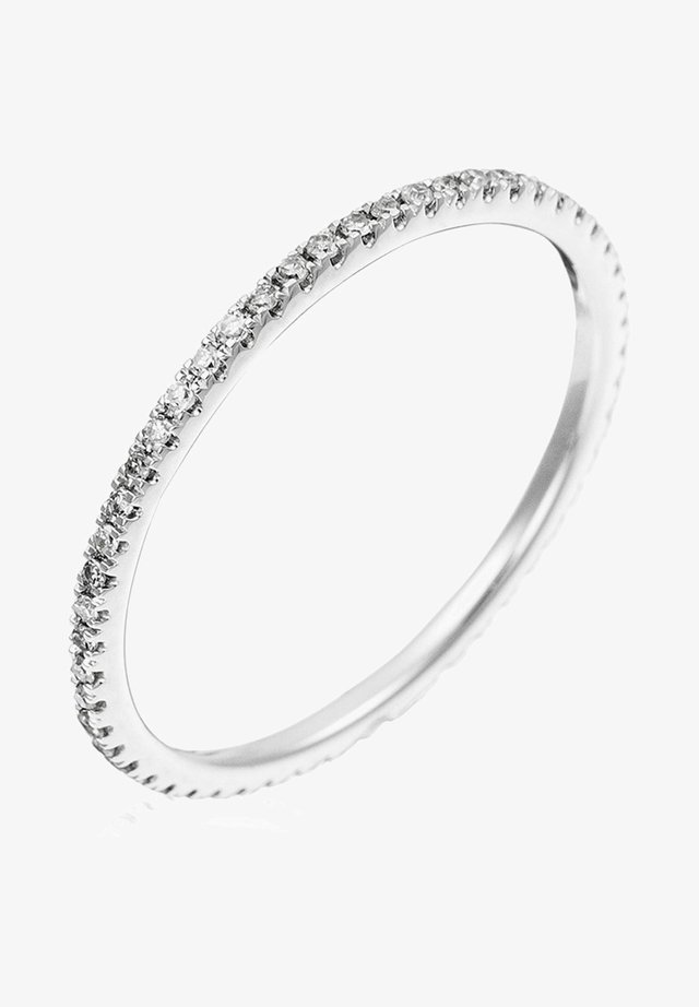 WOMEN'S GOLD - Ring - silver