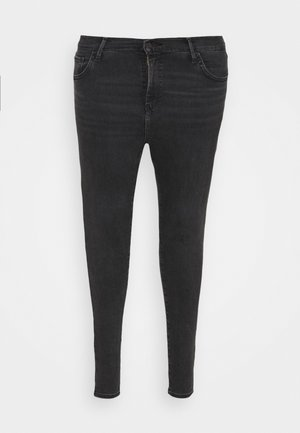720 PL HIRISE SUPER SKNY - Jeans Skinny Fit - smoked out plus