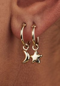 Selected Jewels - Boucles d'oreilles - silber - 1