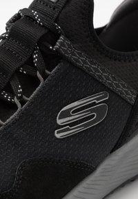Skechers Performance - TR ULTRA - TERRANEAN - Chaussures de running - black - 5
