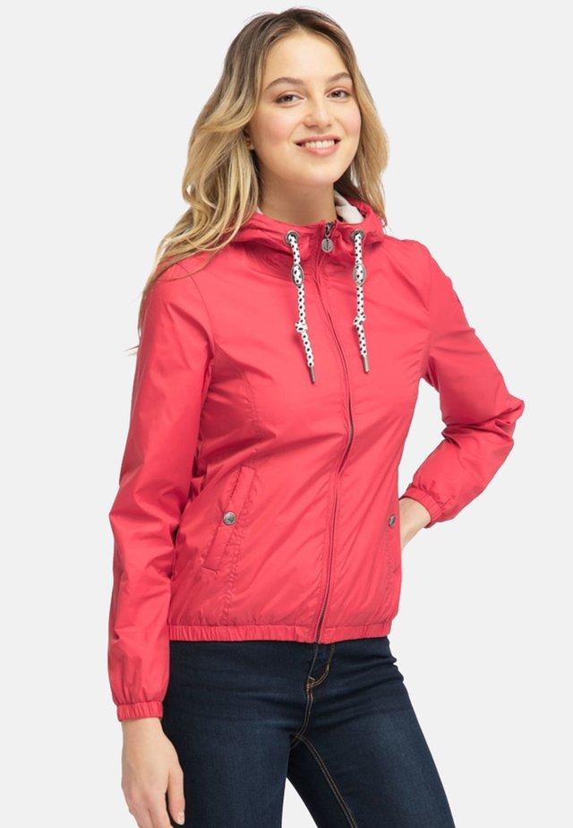 DREIMASTER STYLISCHER  - Light jacket - red