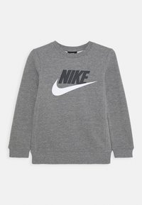 Nike Sportswear - CLUB CREW - Sweatshirt - carbon heather - 0