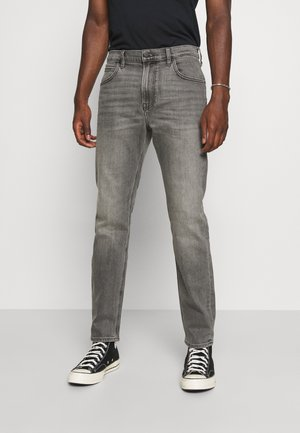 AUSTIN - Straight leg jeans - mid worn magnet