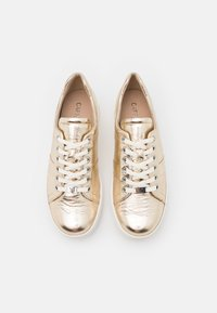 Caprice - WOMS  - Trainers - light gold metallic - 5
