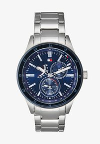 Tommy Hilfiger - SPORT - Chronograph watch - silver-coloured/blue - 1