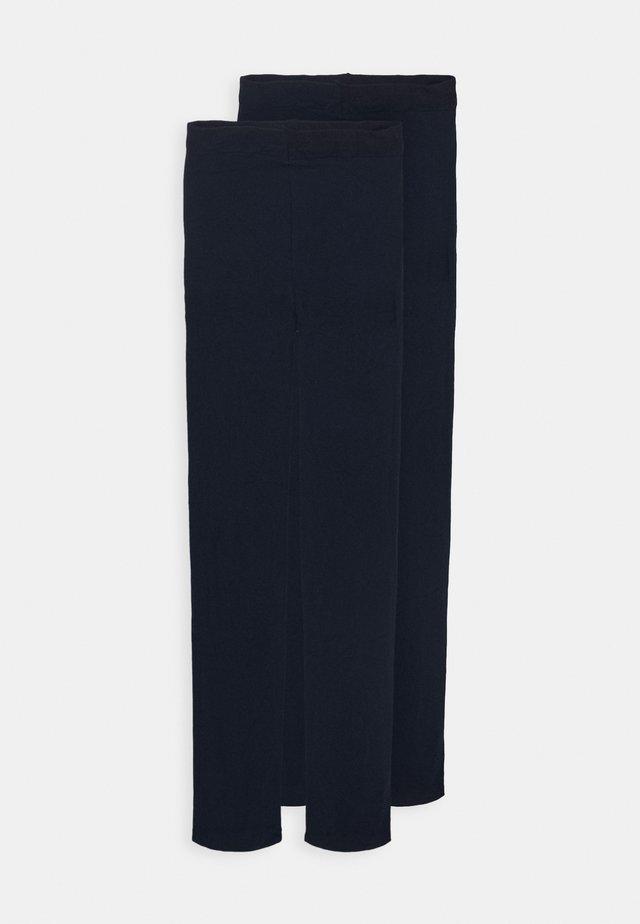 60 DENIER 2 PACK - Panty - black iris