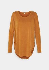 Esprit - Long sleeved top - rust brown - 0