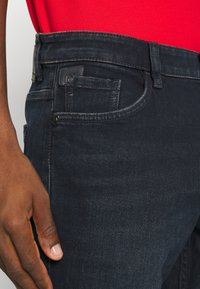 TOM TAILOR - JOSH - Straight leg jeans - dark stone blue - 3