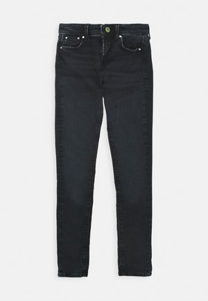 PIXLETTE HIGH - Vaqueros pitillo - denim
