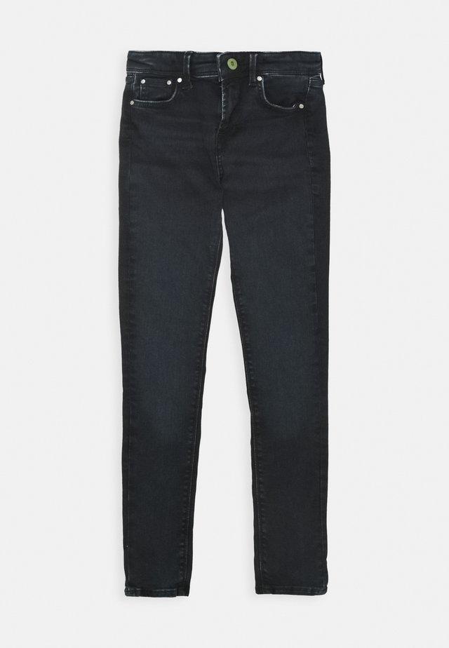 PIXLETTE HIGH - Jeans Skinny Fit - denim