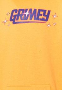 Grimey - UBIQUITY HOODIE UNISEX - Sweatshirt - orange - 2
