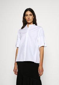 3.1 Phillip Lim - POPLIN BLOUSE SHANKS - Košile - white - 2