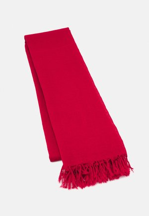 SOLID GAZE ILKANA SCARF - Scarf - fiery red