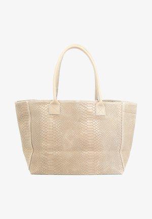 LOLA - Shopper - beige nude