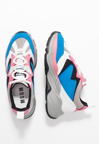 MSGM - ATTACK - Trainers - light blue - 3