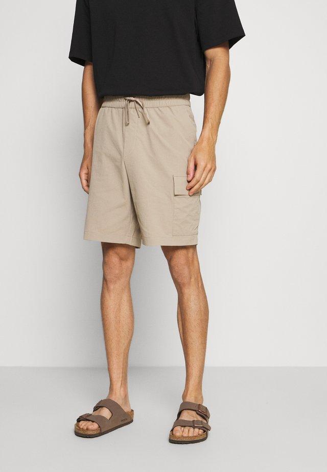 RIPSTOP - Shorts - tan