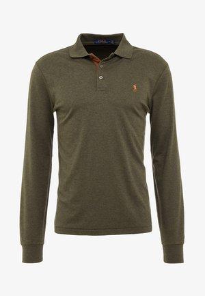 Polo shirt - alpine heather