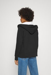 GAP - Mikina na zip - true black - 2